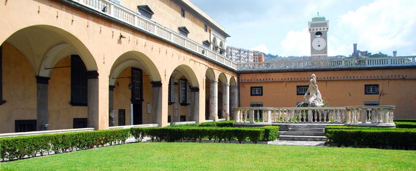 Giardino del Palazzo del Principe