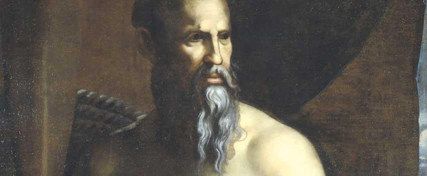 Dipinti - Ritratto di Andrea Doria come dio del mare