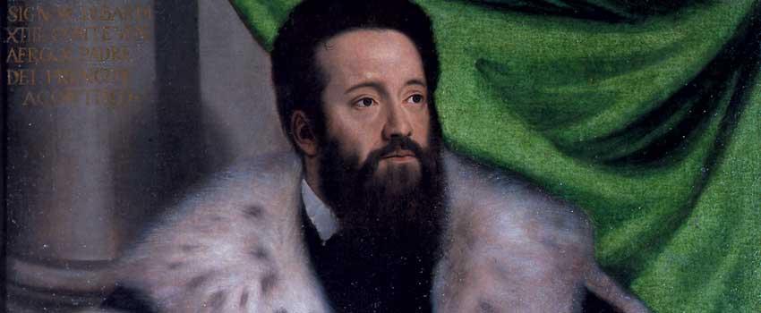 Dipinti - Ritratto di Francesco XII Sforza