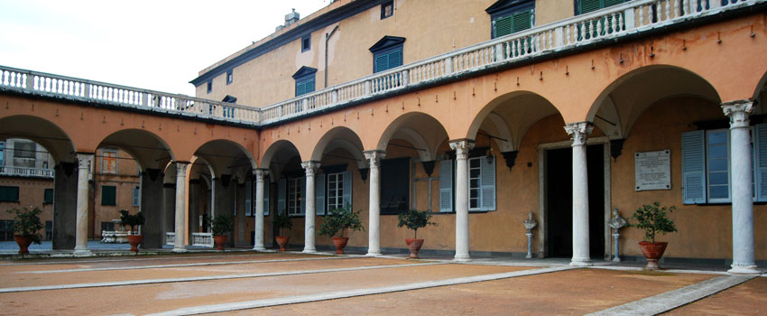 Esterno del Palazzo