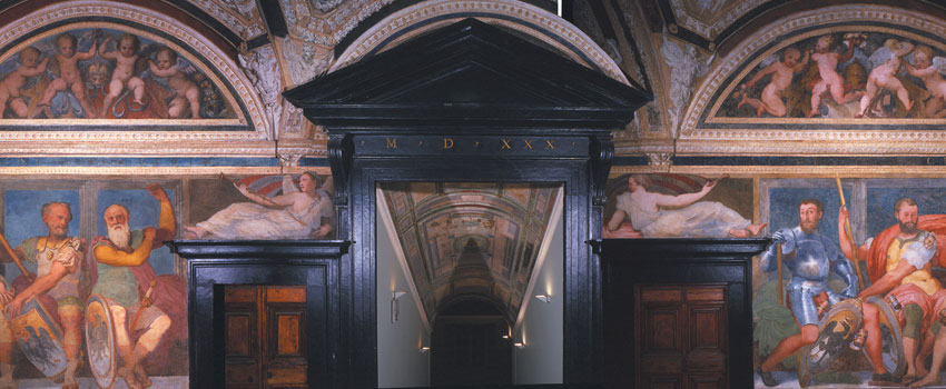 Loggia degli Eroi